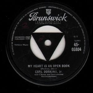 Carl Dobkins, Jr. - My Heart Is An Open Book