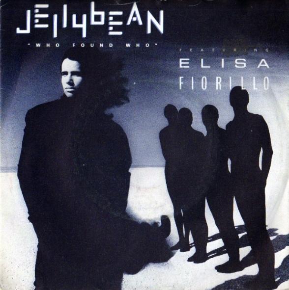 Jellybean Featuring Elisa Fiorillo - Who Found Who
