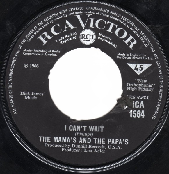 The Mamas & The Papas - Words Of Love