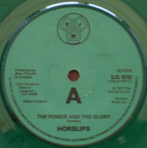Horslips - The Power And The Glory