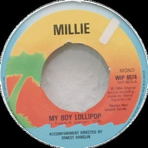 Millie - My Boy Lollipop