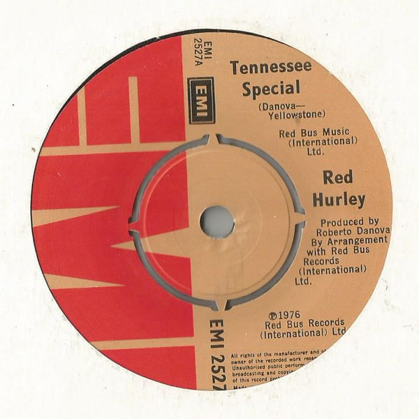 Red Hurley - Tennessee Special