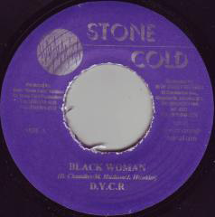 D.Y.C.R. - Black Woman / Big Heel Boot Rhythm