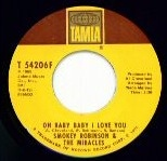 Smokey Robinson & The Miracles - Crazy About The La La La