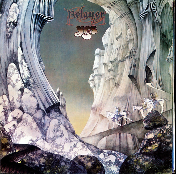 Yes - Relayer (Rare South African Press)