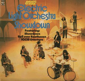 Electric Light Orchestra - Masters of Rock Electric Light Orchestra Showdown