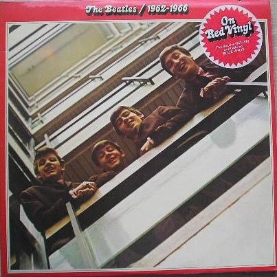 Beatles - 1962-1966 (red Vinyl)