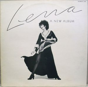 Lena Horne - Lena, A New Album