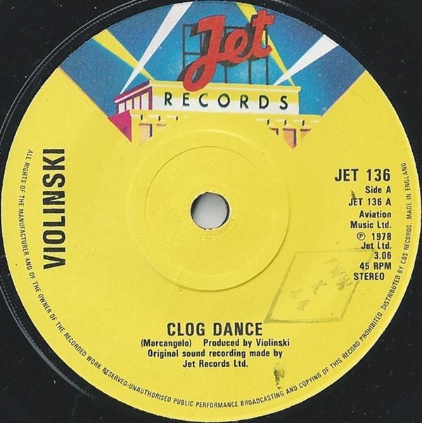 Violinski - Clog Dance