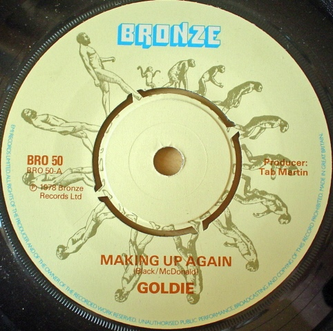 Goldie - Making Up Again