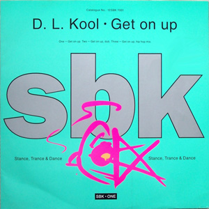 D.L. Kool - Get On Up