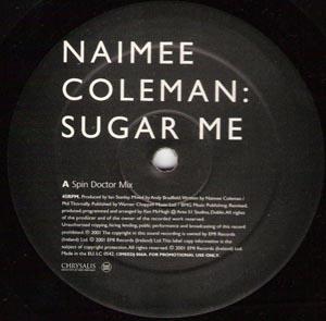 NAIMEE COLEMAN - Sugar Me