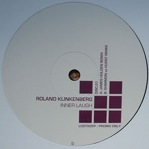 ROLAND KLINKENBERG - INNER LAUGH (DISC 1)