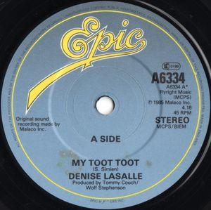 Denise LaSalle - My Toot Toot