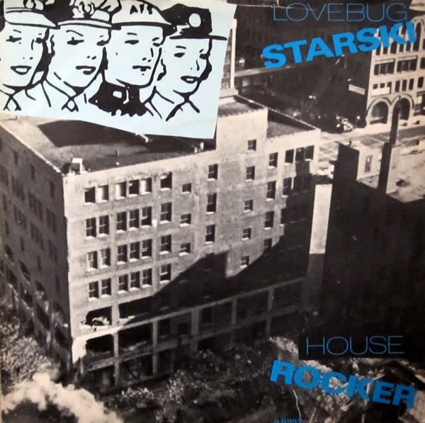 Lovebug Starski - House Rocker