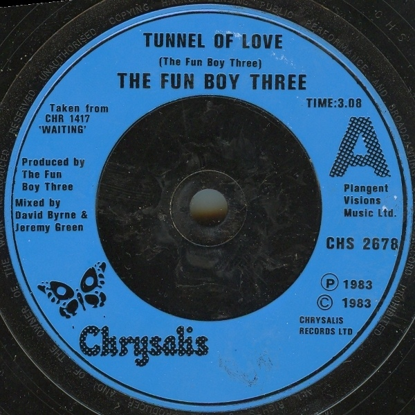 Fun Boy Three - The Tunnel Of Love