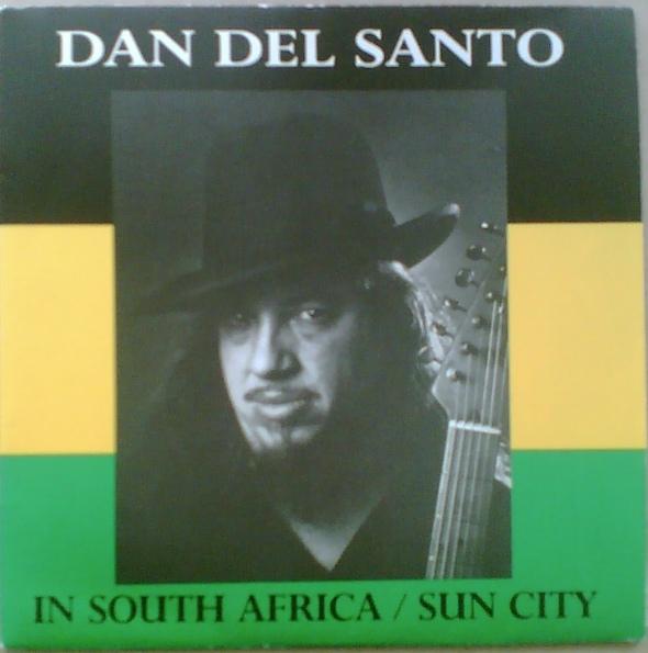 Dan Del Santo - In South Africa