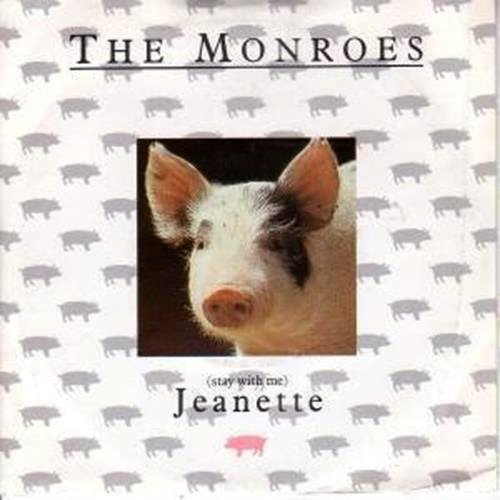 The Monroes - (Stay With Me) Jeanette