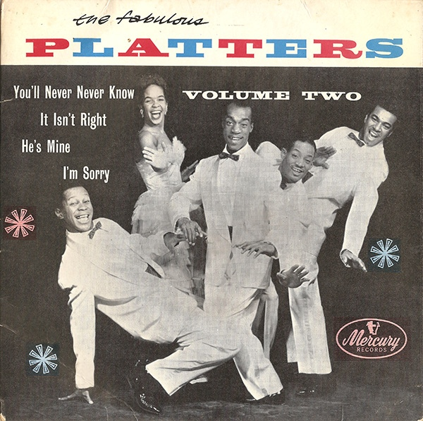 The Platters - The Fabulous Platters Volume Two