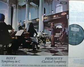 Bizet And Prokofiev - Symphony In C / Classical Symphony
