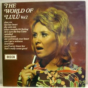 Lulu - The World Of Lulu Vol 2