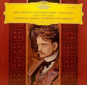 Jean Sibelius - Berliner Philharmonike - Violinkonzert - Finlandia