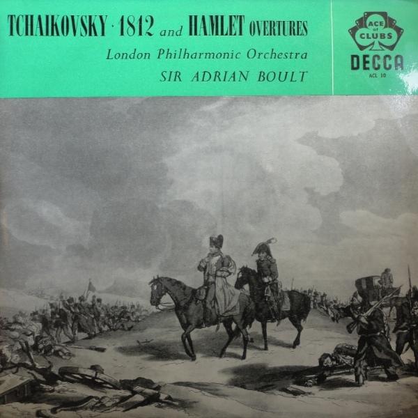 Tcha?kovsky - Sir Adrian Boult - LSO - 1812 & Hamlet Overtures