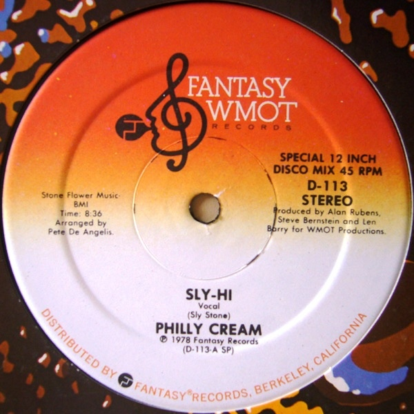 Philly Cream - Sly-Hi