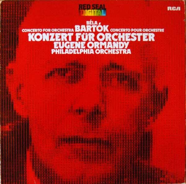 B?la Bart?k - Eugene Ormandy - Konzert F?r Orchester