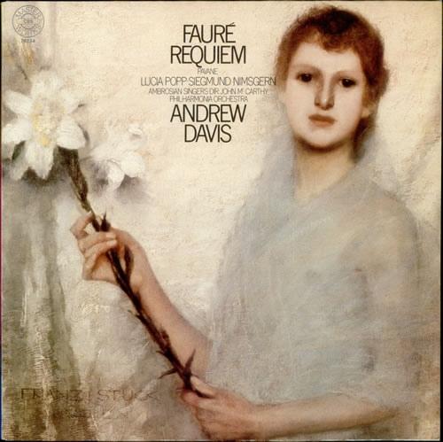 Faur?, Lucia Popp, Siegmund Nimsgern - Requiem