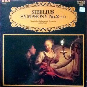 Sibelius, Stockholm Phil., Antal Dorati - Symphony No. 2 in D