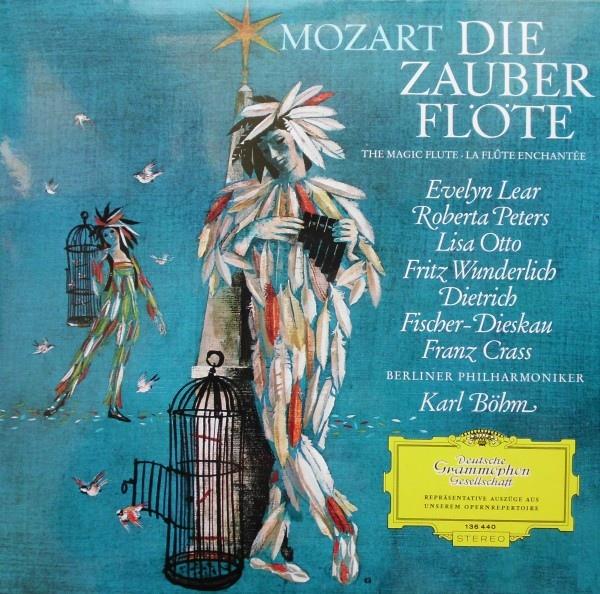 Mozart - Karl B?hm, Berliner Philharmonike - Die Zauberfl?te