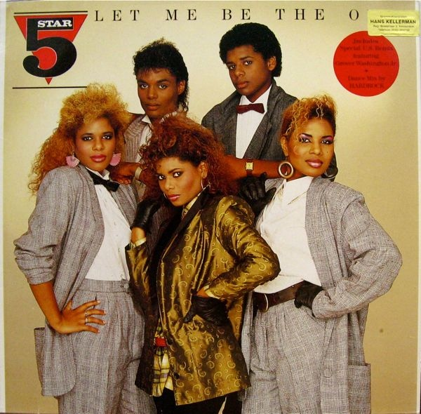 5 Star - Let Me Be The One