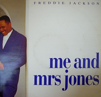Freddie Jackson - Me And Mrs Jones