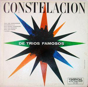 Various - Constelacion De Trios Famosos