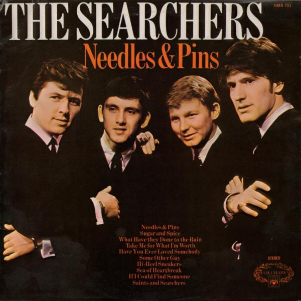 The Searchers - Needles & Pins