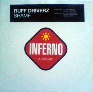 RUFF DRIVERZ - Shame