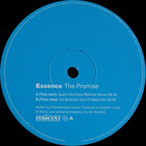 Essence - The Promise