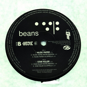 Beans - Nude Paper / Star Killer