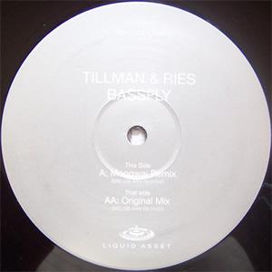TILLMAN & RIES - BASSFLY (DOUBLEPACK)