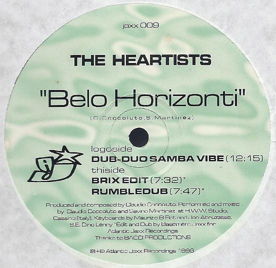 The Heartists - Belo Horizonti