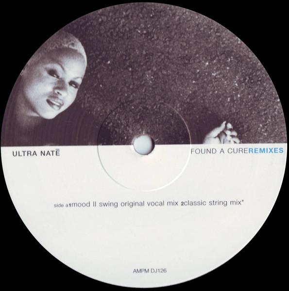 ULTRA NATE - FOUND A CURE