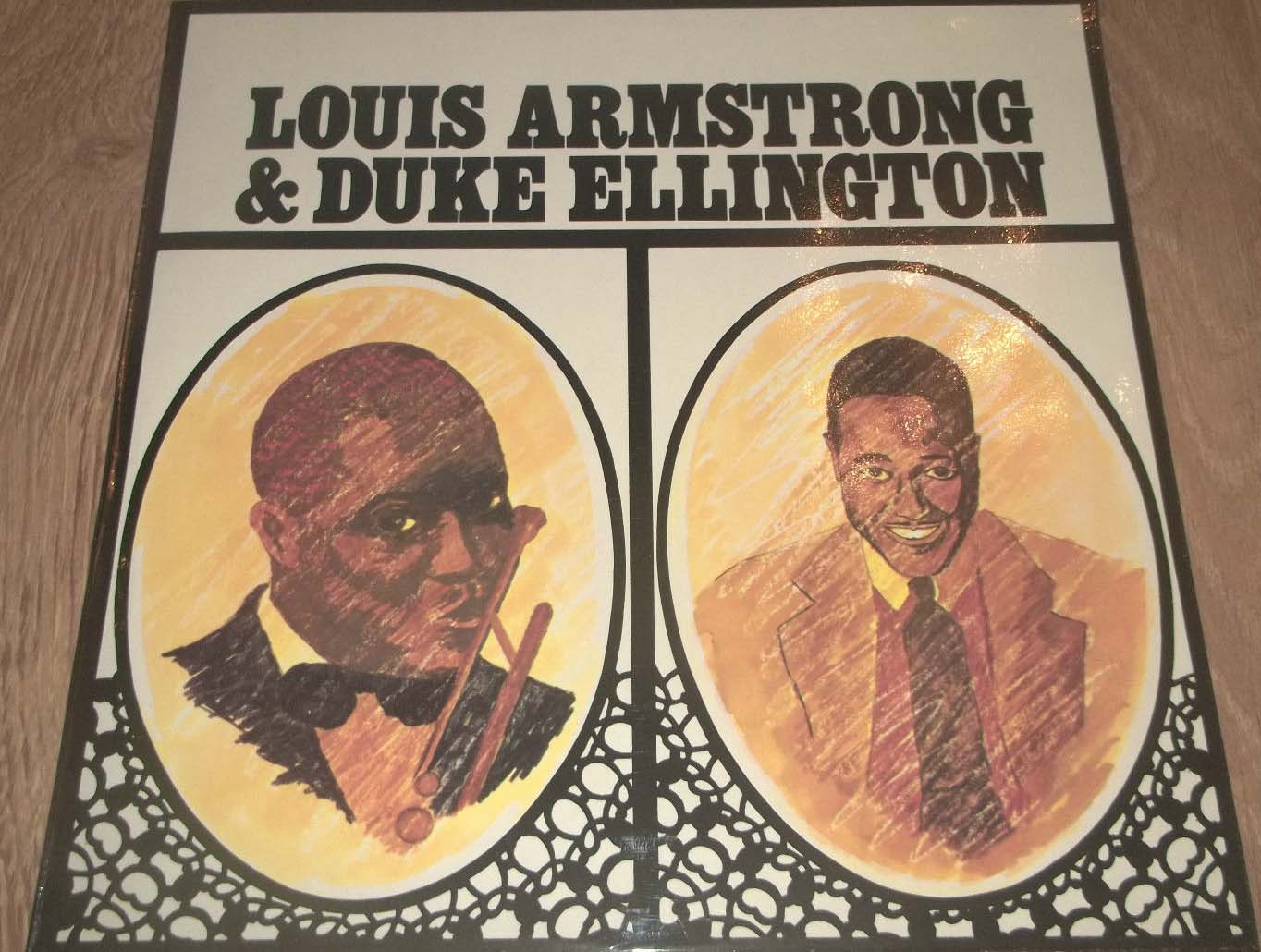 LOUIS ARMSTRONG & DUKE ELLINGTON - LOUIS ARMSTRONG & DUKE ELLINGTON