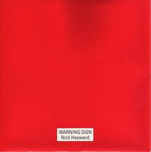 Nick Heyward - Warning Sign
