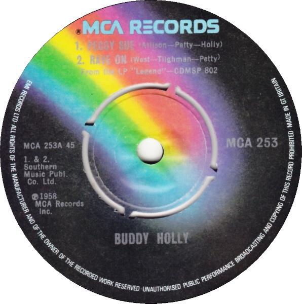 Buddy Holly - Peggy Sue Album