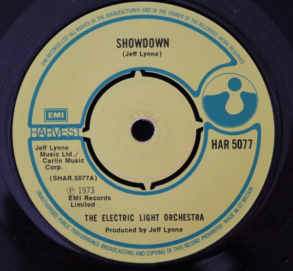 The Electric Light Orchestra - Showdown / In Old England Town