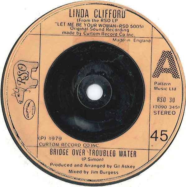 Linda Clifford - Bridge Over Troubled Water