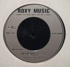 Roxy Music - Oh Yeah