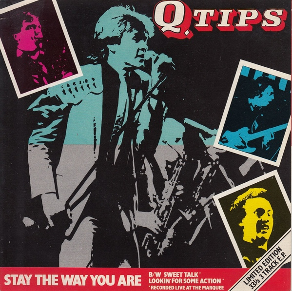 Q-Tips - Stay The Way You Are
