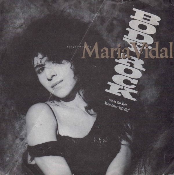 Maria Vidal - Body Rock